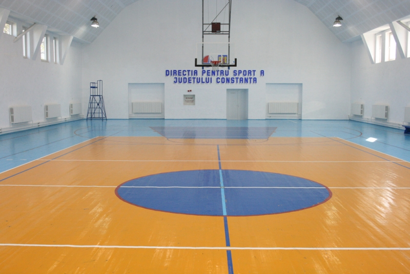 "Acasa » Sport » Baze sportive proprii » Complex Sportiv ""Tomis"""